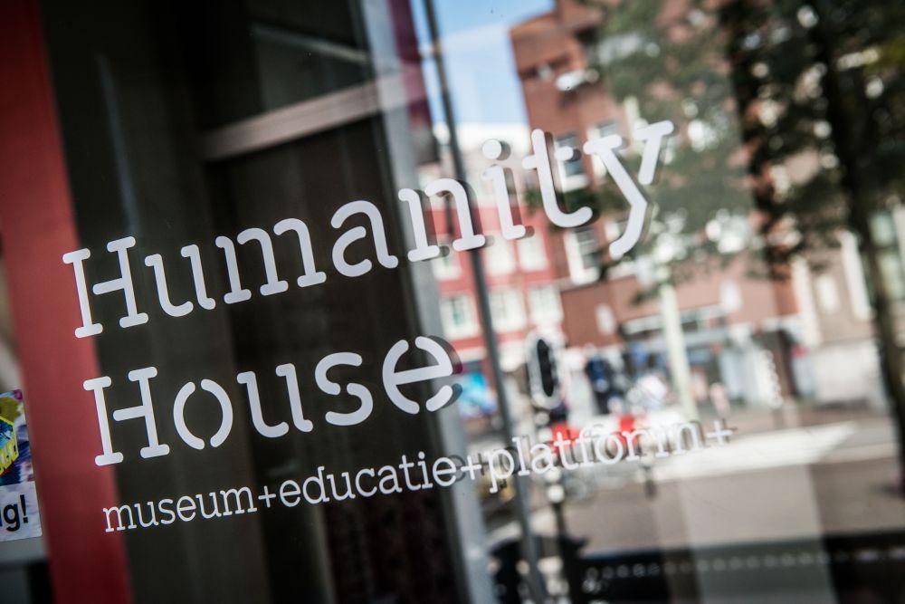 Locatie met meerwaarde Humanity House in Den Haag
