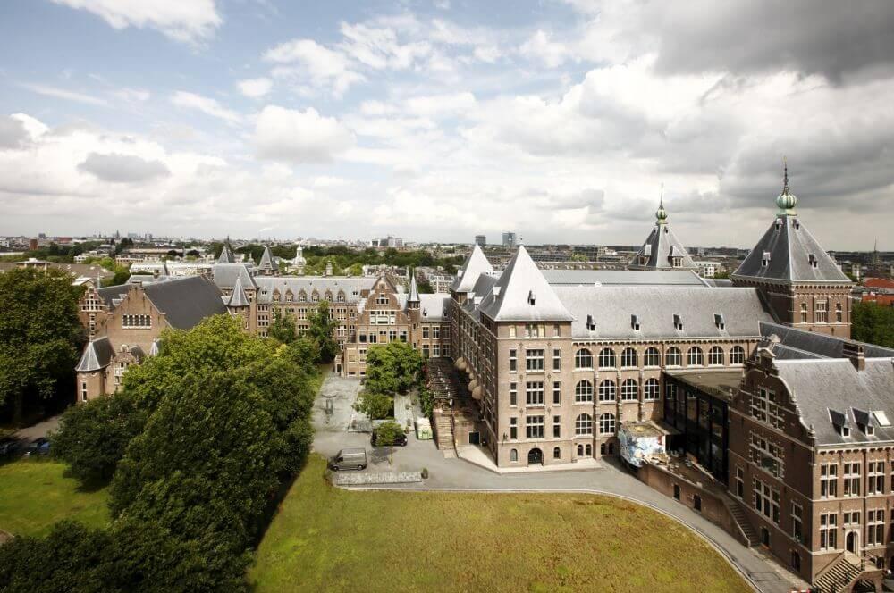 Locatie met meerwaarde Koninklijk Instituut voor de Tropen in Amsterdam