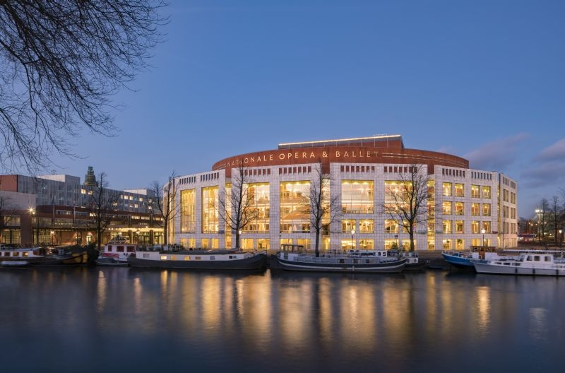 Locatie met meerwaarde Nationale Opera & Ballet in Amsterdam
