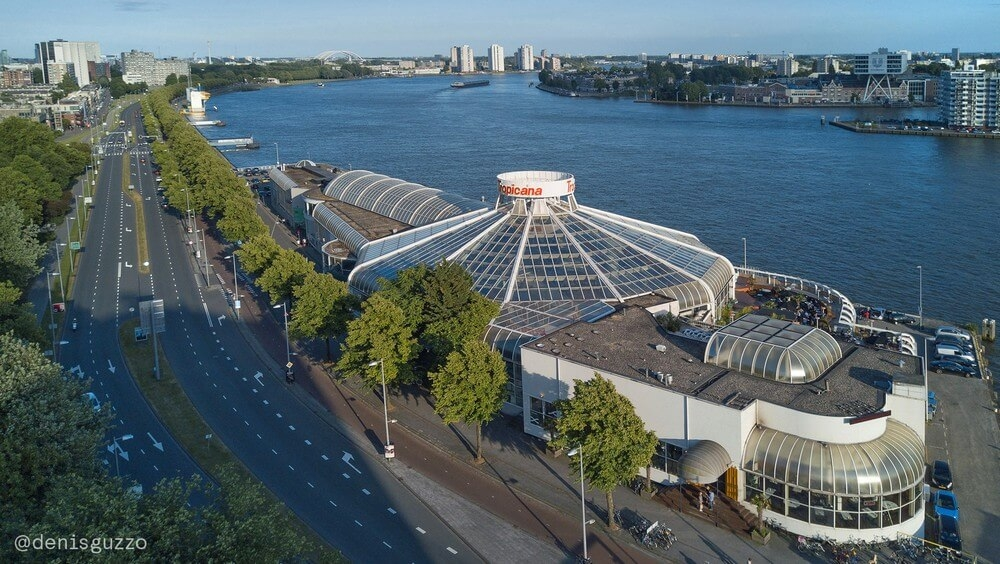 Locatie met meerwaarde BlueCity in Rotterdam