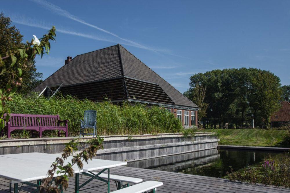 Locatie met meerwaarde Buitenwerkplaats in Starnmeer