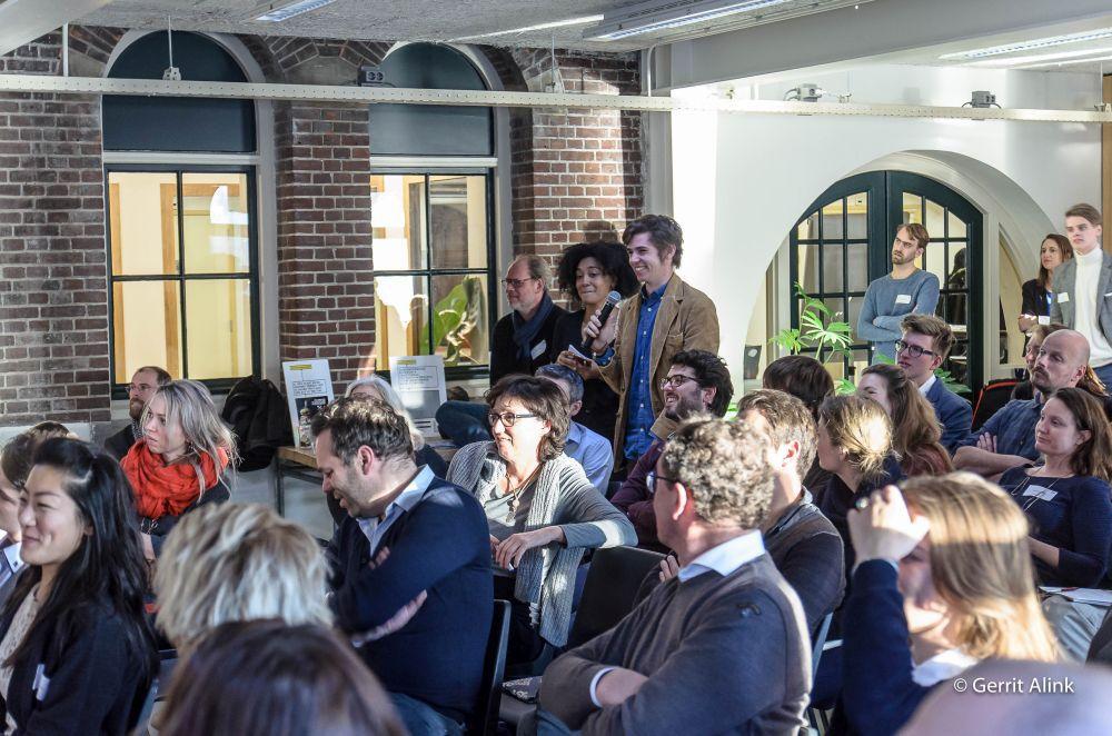 Locatie met meerwaarde Impact Hub in Amsterdam