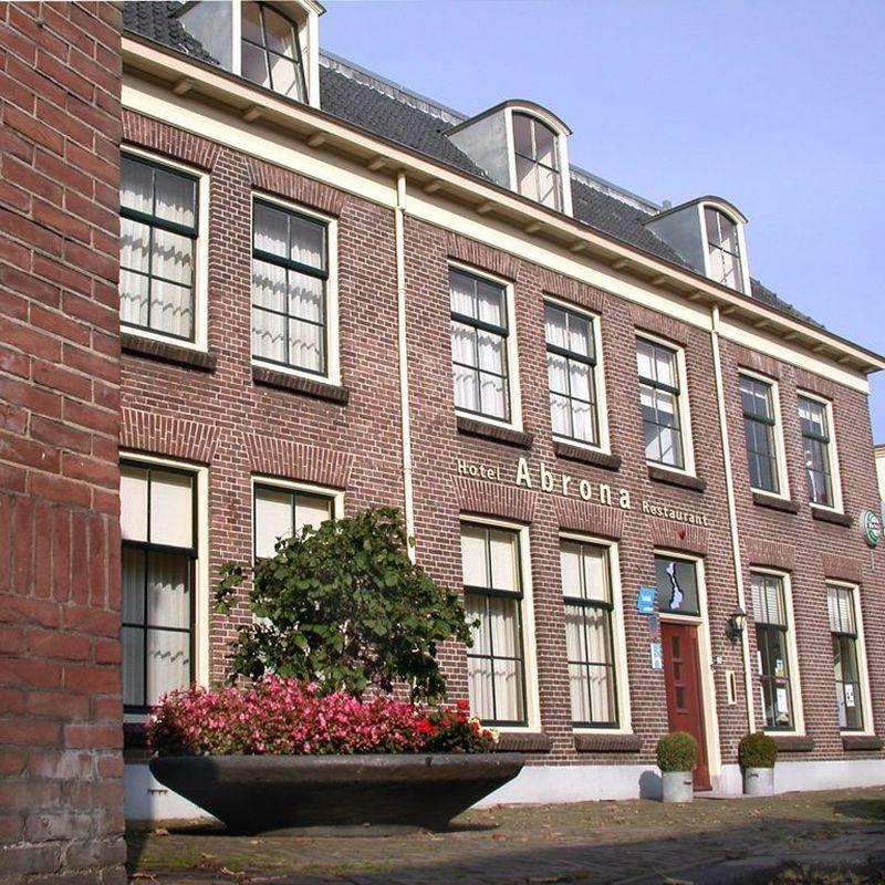 Locatie met meerwaarde Hotel Abrona in Oudewater