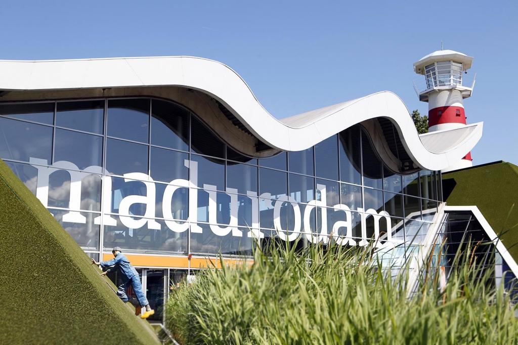 Locatie met meerwaarde Madurodam in Den Haag