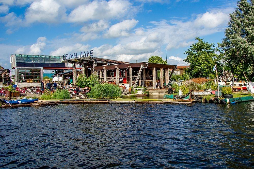 Locatie met meerwaarde De Ceuvel in Amsterdam