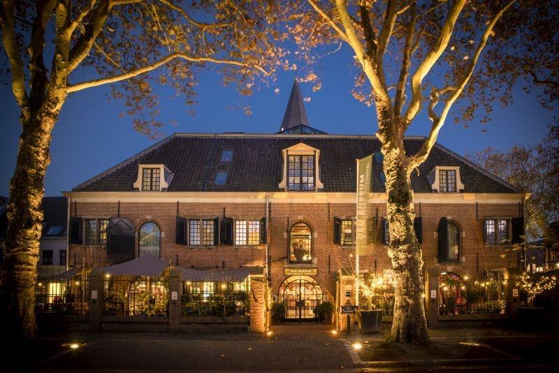 Locatie met meerwaarde Van Rossum Stadshotel in Woerden
