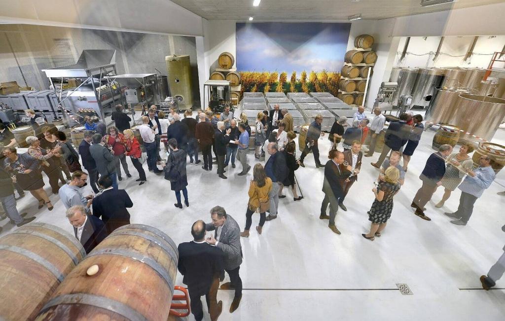 Locatie met meerwaarde Het Wijnbouwcentrum in Groesbeek
