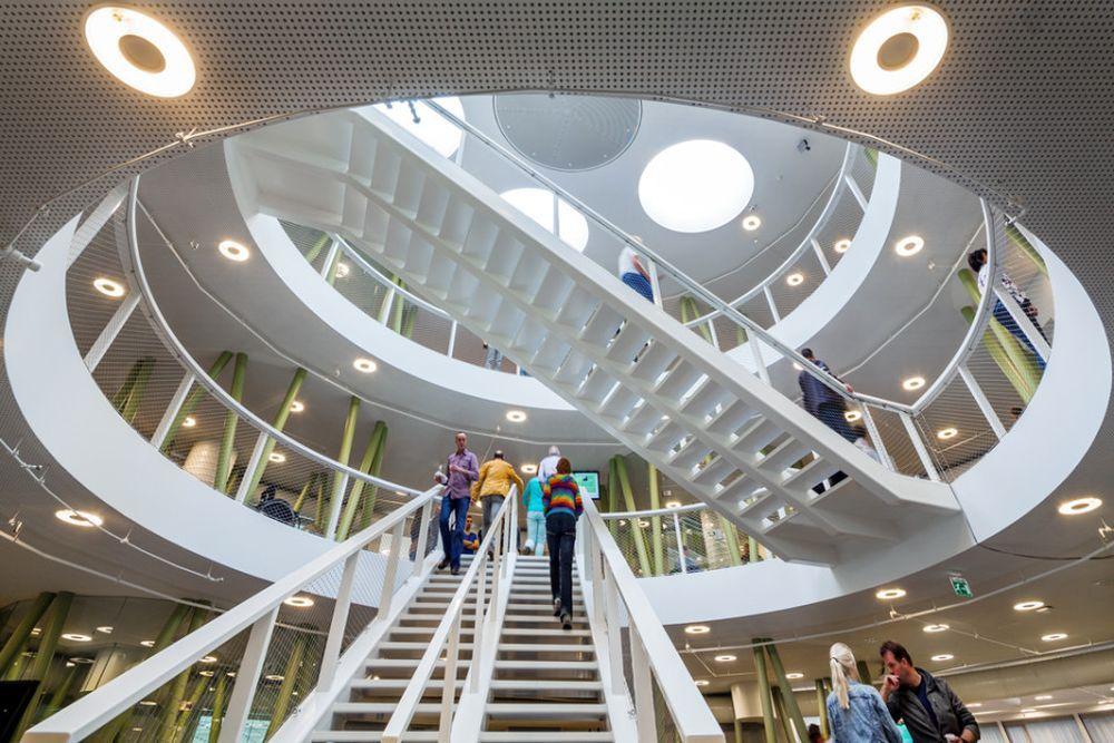 Locatie met meerwaarde Aeres Hogeschool  in Wageningen