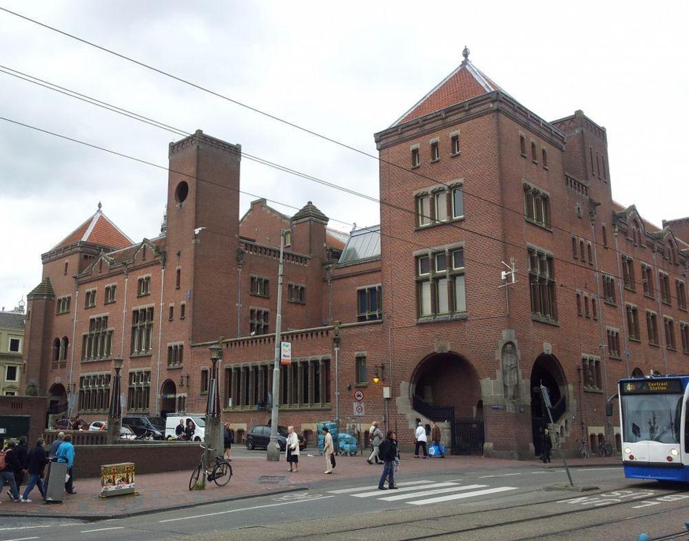 Locatie met meerwaarde Meet Berlage in Amsterdam