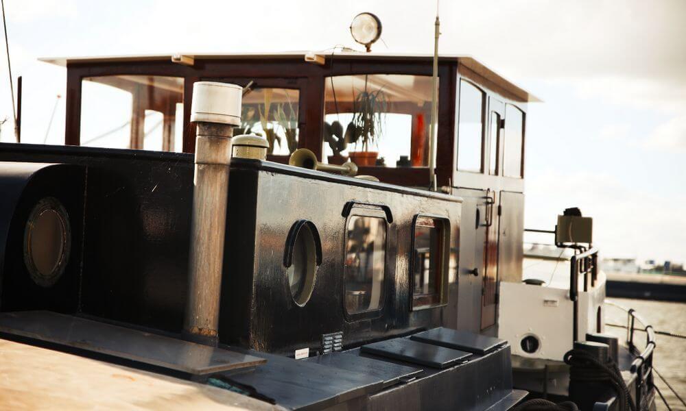 Locatie met meerwaarde Captain Pippi in Amsterdam