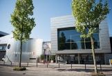 De entree van de meervaart in amsterdam theater en locatie met meer waarden voor cultuur en mens
