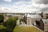 Luchtfoto van het koninklijk instituut van de tropen kit in amsterdam locatie met meerwaarde voor natuur mens en cultuur