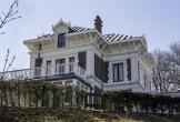 Huis aan zee muiderberg meerwaarde cultuur landhuis monument chique monumentale villa2