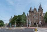 Overzicht en kruispunt bij koninklijk instituut van de tropen kit in amsterdam locatie met meerwaarde voor natuur mens en cultuur