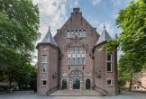 Entree van het koninklijk instituut van de tropen kit in amsterdam locatie met meerwaarde voor natuur mens en cultuur