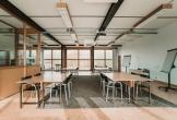 Presentatieruimte van het art centre delft locatie met meerwaarde