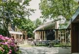 Buitenaanzicht van het art centre delft locatie met meerwaarde