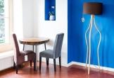 Zitje en meubels bij locatie met meerwaarde het genietcafe in zutphen