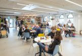 Amsterdam impact hub mvo sociala impact meerwaarde kantine