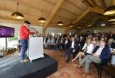 Nederlands wijnbouwcentrum groesbeek mvo mensen afstand arbeidsmarkt podium