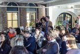 Amsterdam impact hub mvo sociala impact meerwaarde zaal discussie