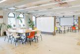 Amsterdam impact hub mvo sociala impact meerwaarde werktafels