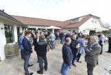 Nederlands wijnbouwcentrum groesbeek mvo mensen afstand arbeidsmarkt terras