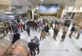 Nederlands wijnbouwcentrum groesbeek mvo mensen afstand arbeidsmarkt bijeenkomst tussen de wijnvaten