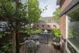 Stadshotel woerden duurzaam biologisch balkon
