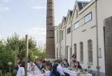 Buiten eten bij de ijsselstroom in zutphen locatie met meer waarden voor cultuur en natuur 1