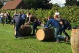 Nederlands wijnbouwcentrum groesbeek mvo mensen afstand arbeidsmarkt teambuilding